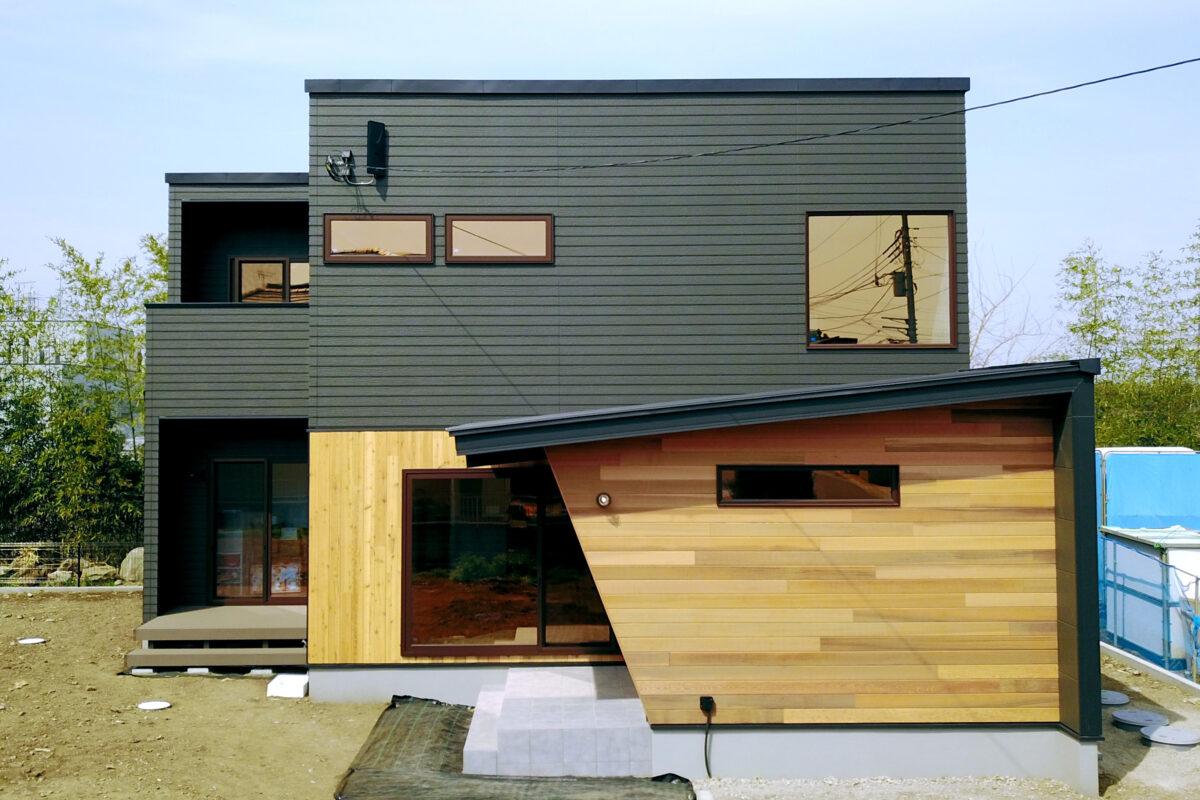 ORDER HOME -木のぬくもりを感じる家-