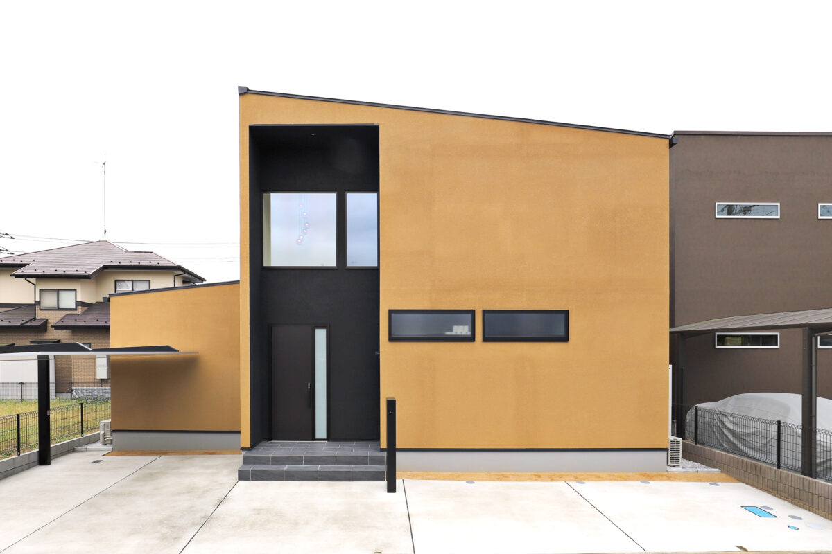 ORDER HOME -塗り壁の家-